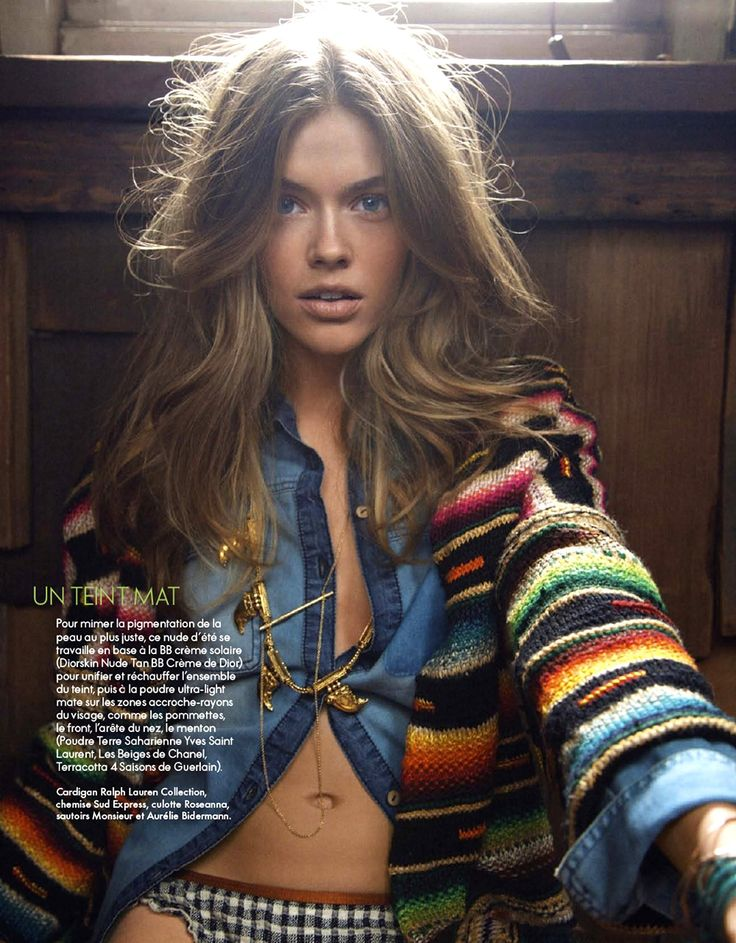 Victoria Lee by Hilary Walsh for Elle France