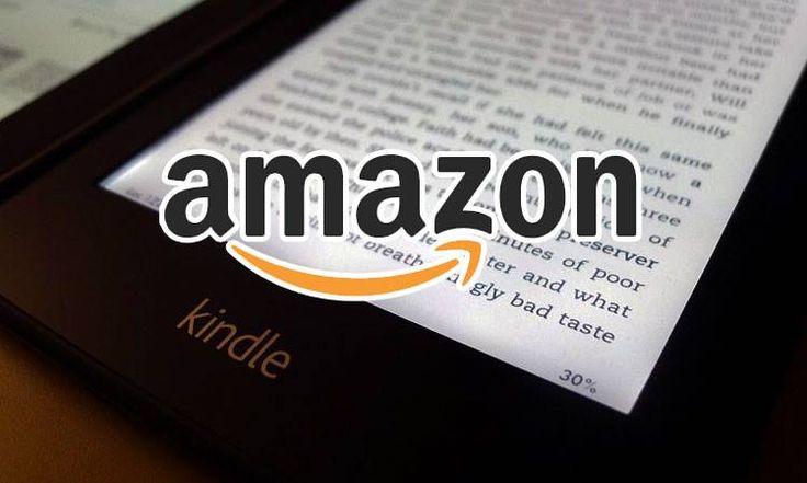 Amazon lance des distributeurs automatiques pour vendre ses liseuses Kindle