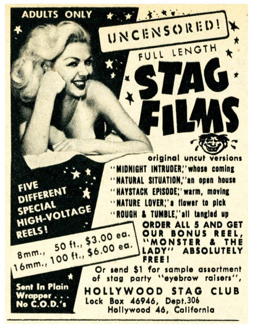 stag films***