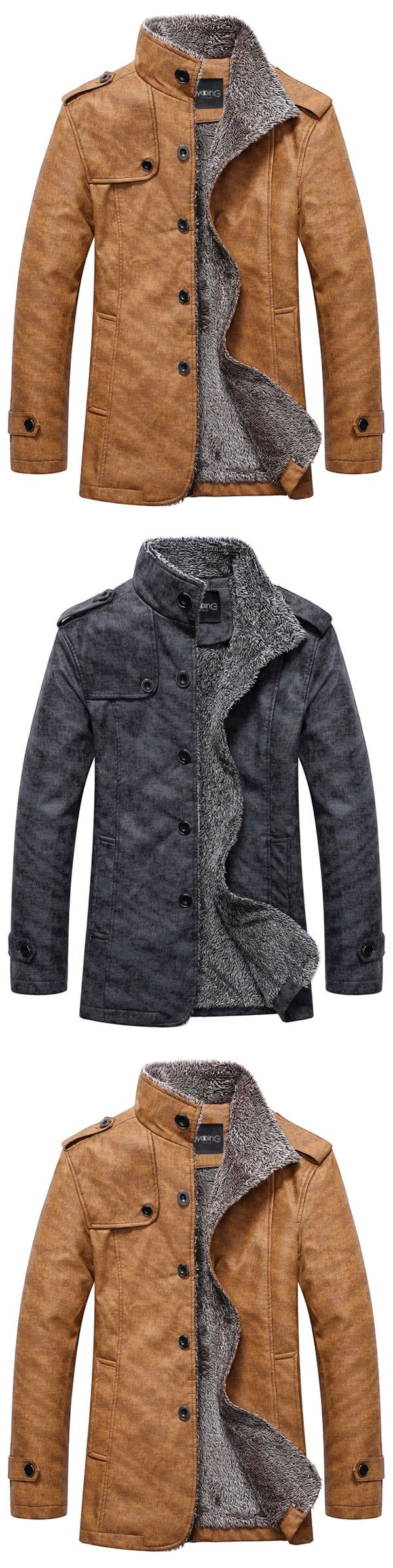 Men's fashion-Jackets & Coats