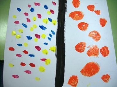 GRAFISME I CREATIVITAT: SESSIÓ 1,INFANTIL 3 ANYS