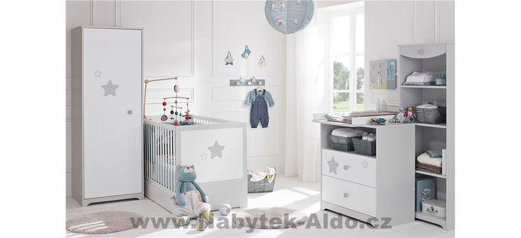 Dětský pokoj pro miminko až do předškolního věku Douce Nuit P0U