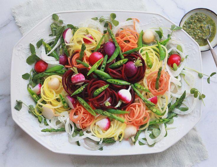 Garden Summer Salad