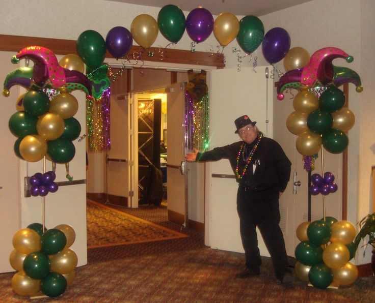 mardi gras decorating ideas | ... Mardi Gras, Balloons Mardi Gras Arch, Masks Large Mask, Mardi Gras