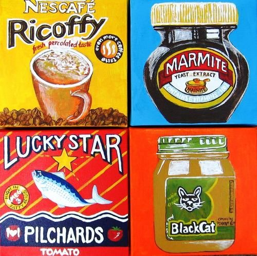 Proudly South African pop art