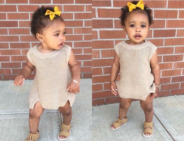 Cute Kid Girl Swag