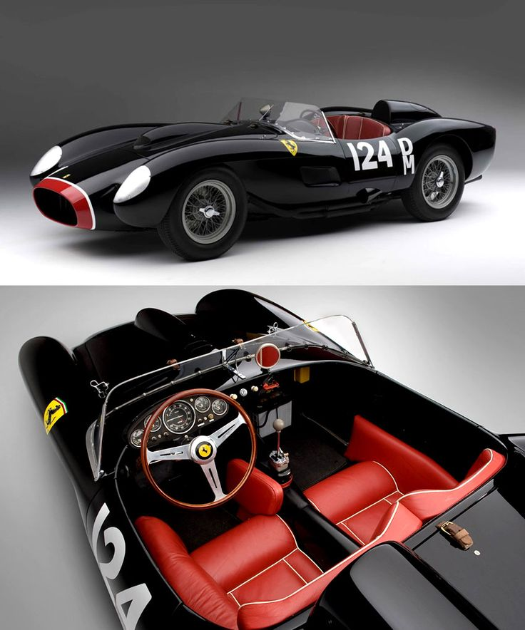 Ferrari 250TR 1957 the most expensive car in the world