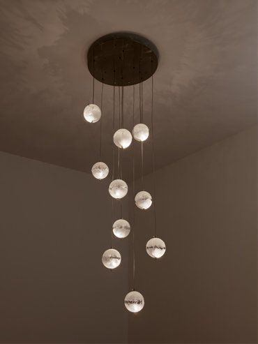 PostKrisi Chandelier - PostKrisi - Catellani&Smith