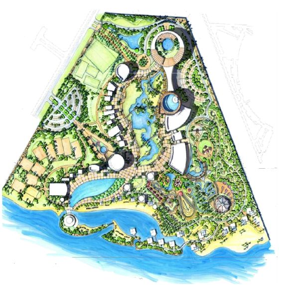 Mini Golf Master Plan Google Landscape Pinterest