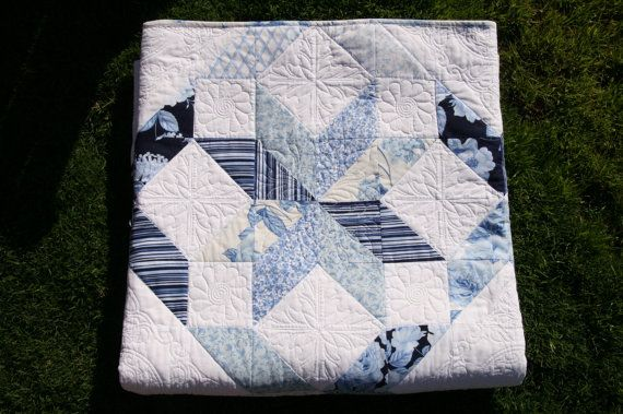 Made to order Queen size quilt  with custom by morethanjustquilts, $795.00