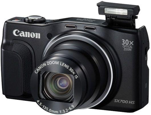Appareil photo Numérique Compact Canon SX700 HS