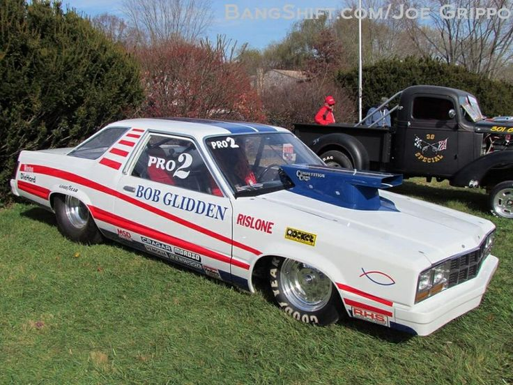 Bob Glidden's Fairmont is the car I first saw that made me want toi hot rod a 78 Fairmont Futura. A lot of people don't realize these were on the same Fox platform as the Mustang!!
