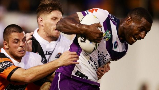 Melbourne Storm vs New Zealand Warriors: NRL live scores, blog...: Melbourne Storm vs New Zealand Warriors: NRL live… #MelbourneStorm
