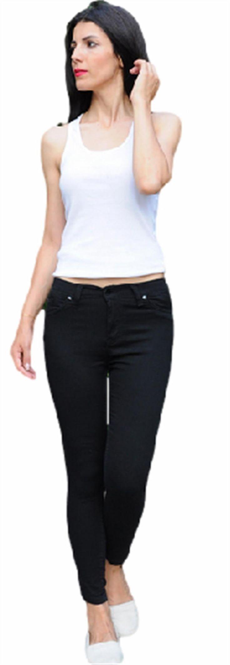 Siyah Pantolon | Modelleri ve Uygun Fiyat Avantajıyla | Modabenle