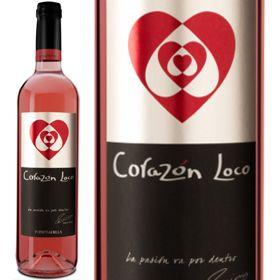 Iniesta Corazon *Spain FCバルセロナのスーパースター、アンドレイ・イニエスタが所有するワイナリー。ハートマークの「コラソン・ロコ」は赤、白、ロゼと揃っており、どれもコスパは高いですが、中でもロゼは果実味がフレッシュなすっきり辛口で、幅広い料理に合わせやすく、管理人はデイリーワインとして愛飲しています。 iniesta-corazon-2aラベルに描かれているハートは、赤とシルバーのハートが上下に互い違いに重なった幾何学的なデザインですが、ボトルトップには赤いハートがストレートに描かれています。ちなみに「コラソン・ロコ」は「熱狂的な心」の意味。