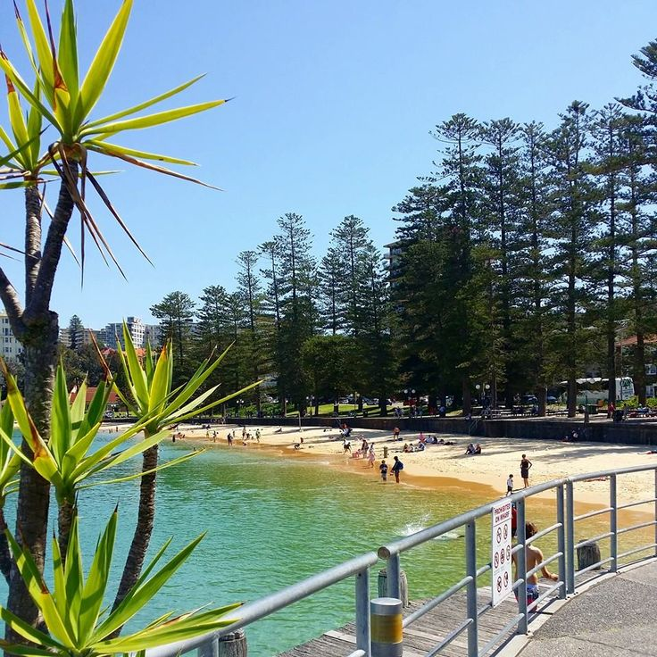 Manly, Sydney (photo from Loving Manly)