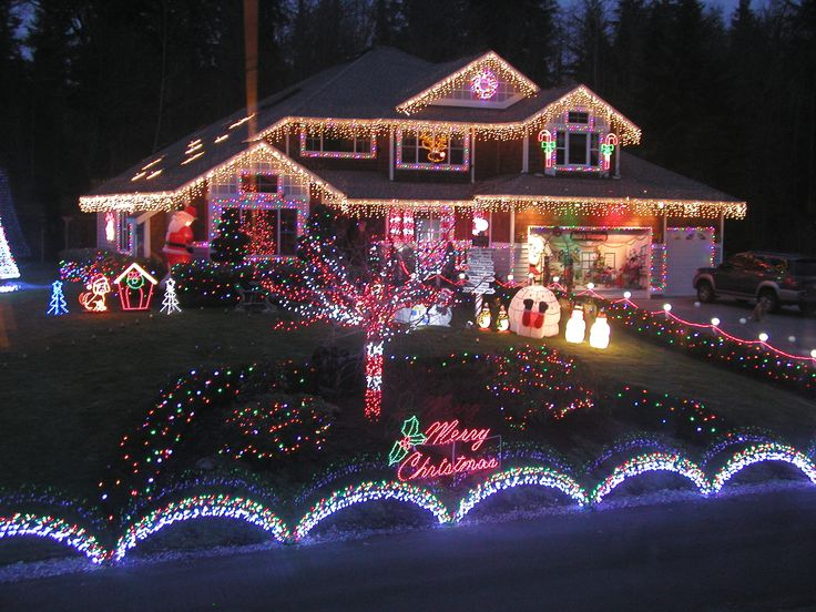 Best Outdoor Christmas Lights | light decorations are not important to children only some adults who ...