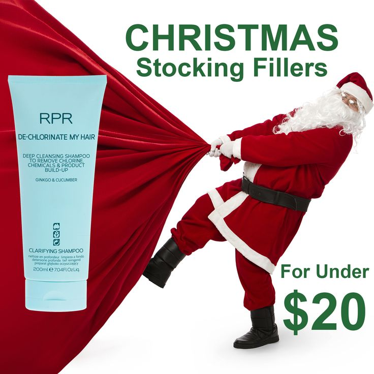 Looking for a stocking filler this Christmas? We have a large range of gifts for under $20. Whether it's a pool side friend, leave-in hair moisturiser or an on-the-go hair fix - we have the perfect stocking fillers for you this Christmas. All products are available from leading salons or online.