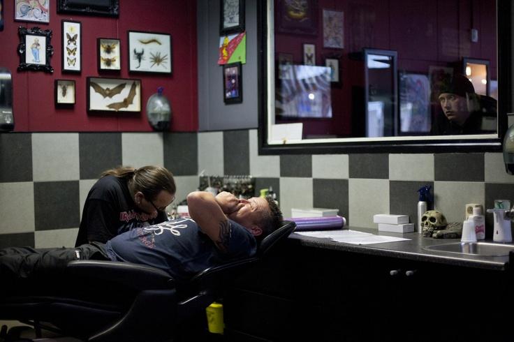Copyright Lara Flier  Thanks to: Tattooshop Painted Flesh Hardenberg (Holland)