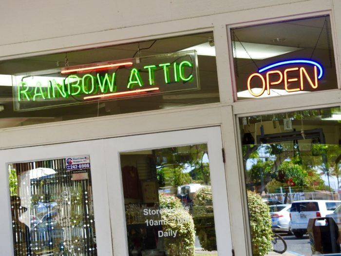If You Live In Hawaii You Must Visit This Unbelievable Thrift Store At Least Once Hawaii Thrifting Maui Travel