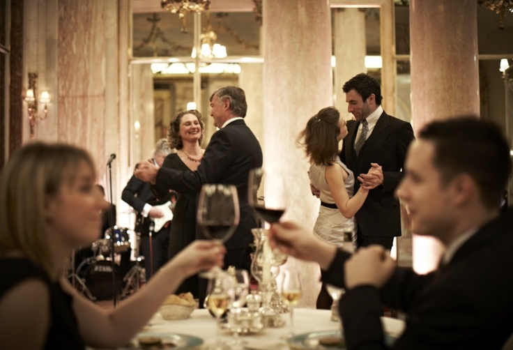 Live at The Ritz Dinner and Dancing!  http://www.theritzlondon.com/rp_dining_dancing.html