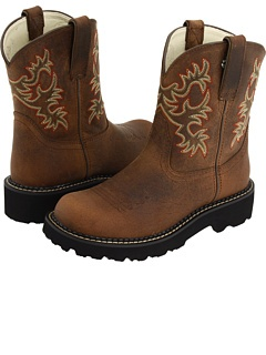 Fat Baby by Ariat--my very favorite chore boot
