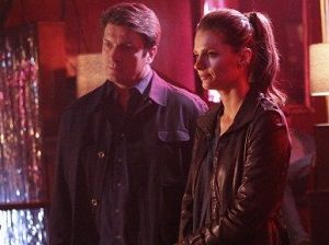 Picture from Season 6 finale. Question is, will Castle and Beckett actually marry?