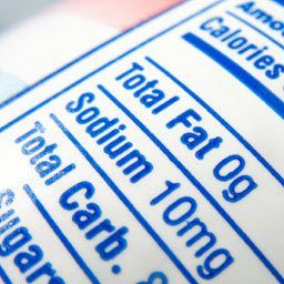 Modified Atkins Diet For Seizures blog on reading nutritional labels