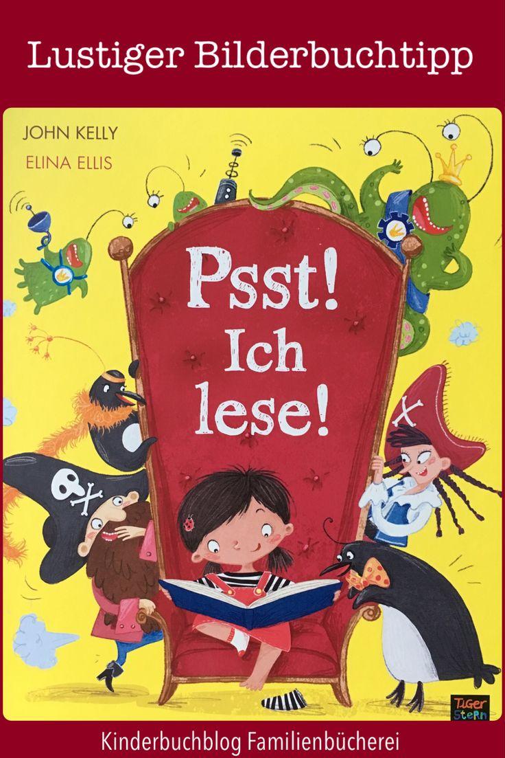 Lustiges Bilderbuch für kleine Leseratten
