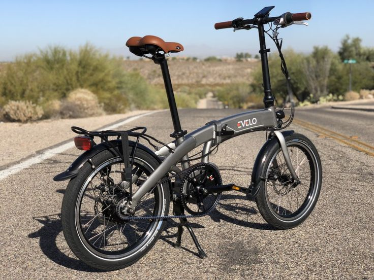 EVELO Quest Max Folding Electric Bike Review Part 1 – Pictures & Specs | Electric Bike Report | Electric Bike, Ebikes, Electric Bicycles, E Bike, Reviews