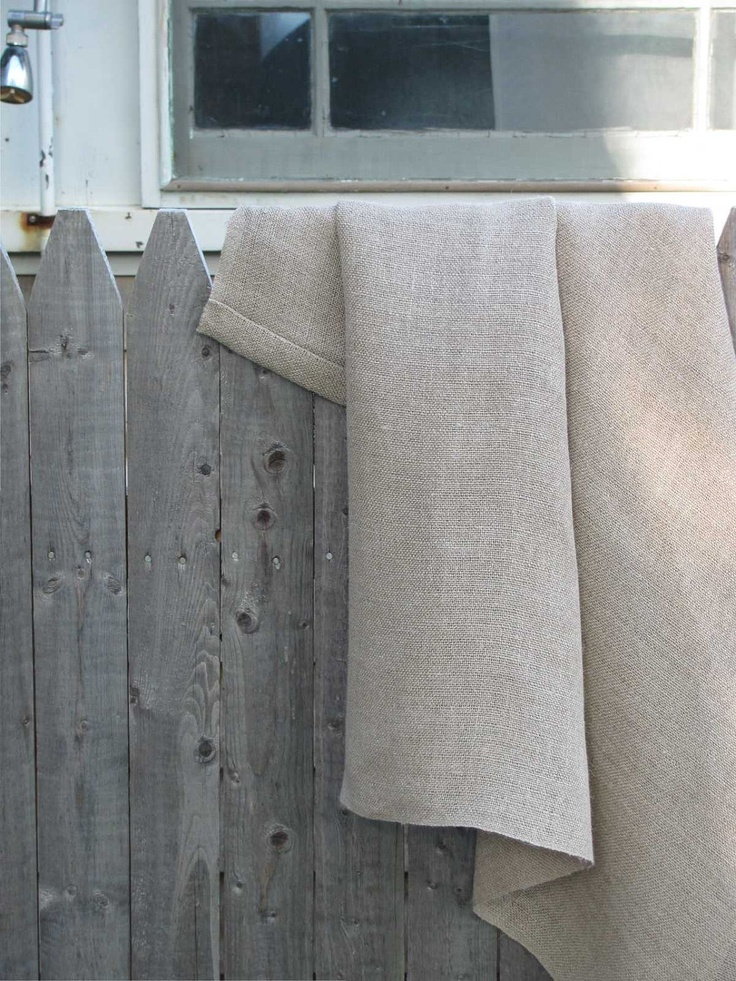 Natural sauna cloth, handwoven #linen by #aclhandweaver www.aclhandweaver.com