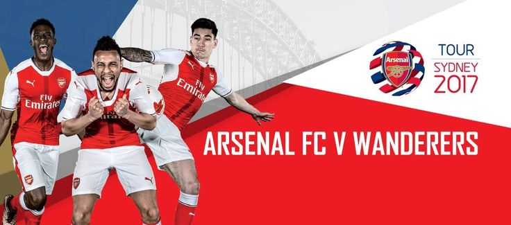 K.O 17.00 Western Sydney Wanderers vs Arsenal live streaming via Mobile IOS Iphone Android Free HD SD http://ift.tt/2uoqlic EPL Favorite Match