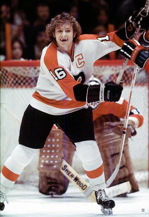 Bobby Clarke | Philadelphia Flyers | NHL | Hockey More