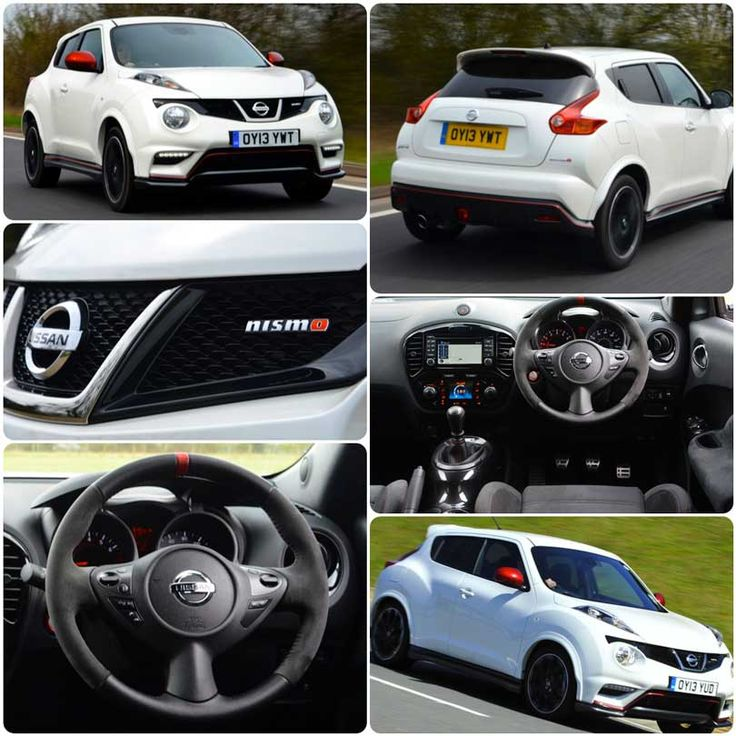 Review of the Nissan Juke Nismo, a hot hatch on stilts by Drive.co.uk