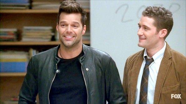 Ricky Martin - Glee Season 3 Episode 12