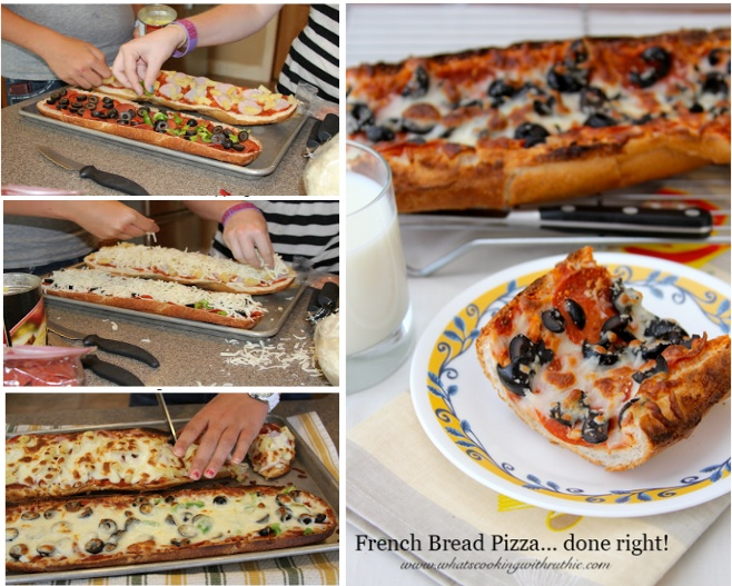how to make pizza step by step easy