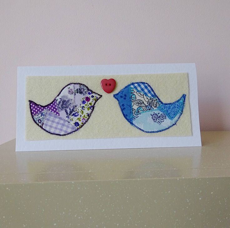 A personal favourite from my Etsy shop https://www.etsy.com/uk/listing/490194690/wedding-anniversary-card-cute-love-birds