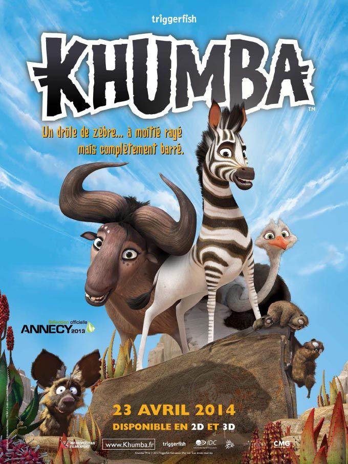 Khumba releases in France April 23rd 2104 @Metropolitan_Fr @KhumbaMovie