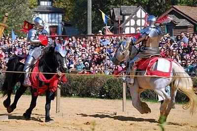 Medieval Hunting History