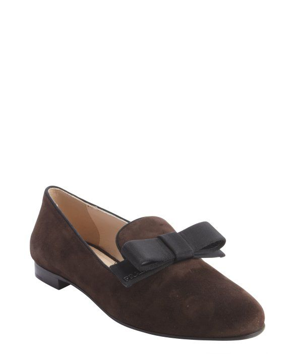 Carrano Suede Heeled Shoes