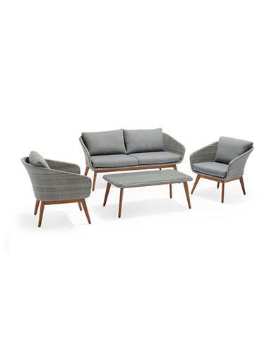 Brands | Patio Furniture | Ameland 4 Piece Conversation Set | Hudsonu0027s Bay Part 62