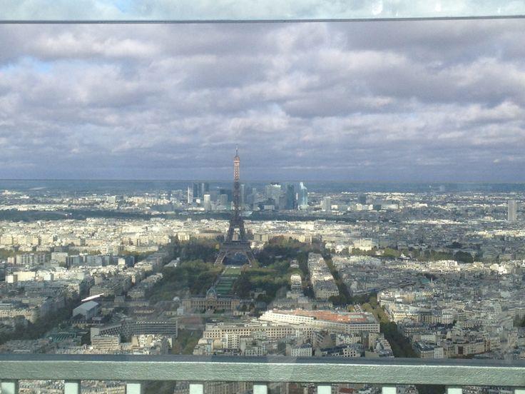 Tallest tower in Paris