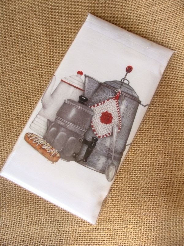 Mary S Kitchen Flour Sack Towels