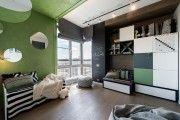 Фото 8 Детские спальни для мальчиков: 75 ярких фото обустройства пространства для ребенка