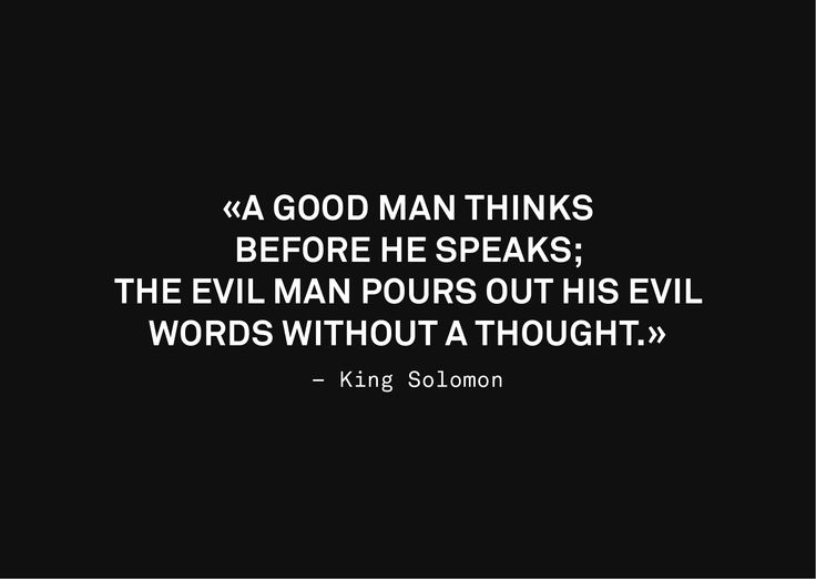 Quotes About Good Man: 1000+ Ideas About Evil Words On Pinterest