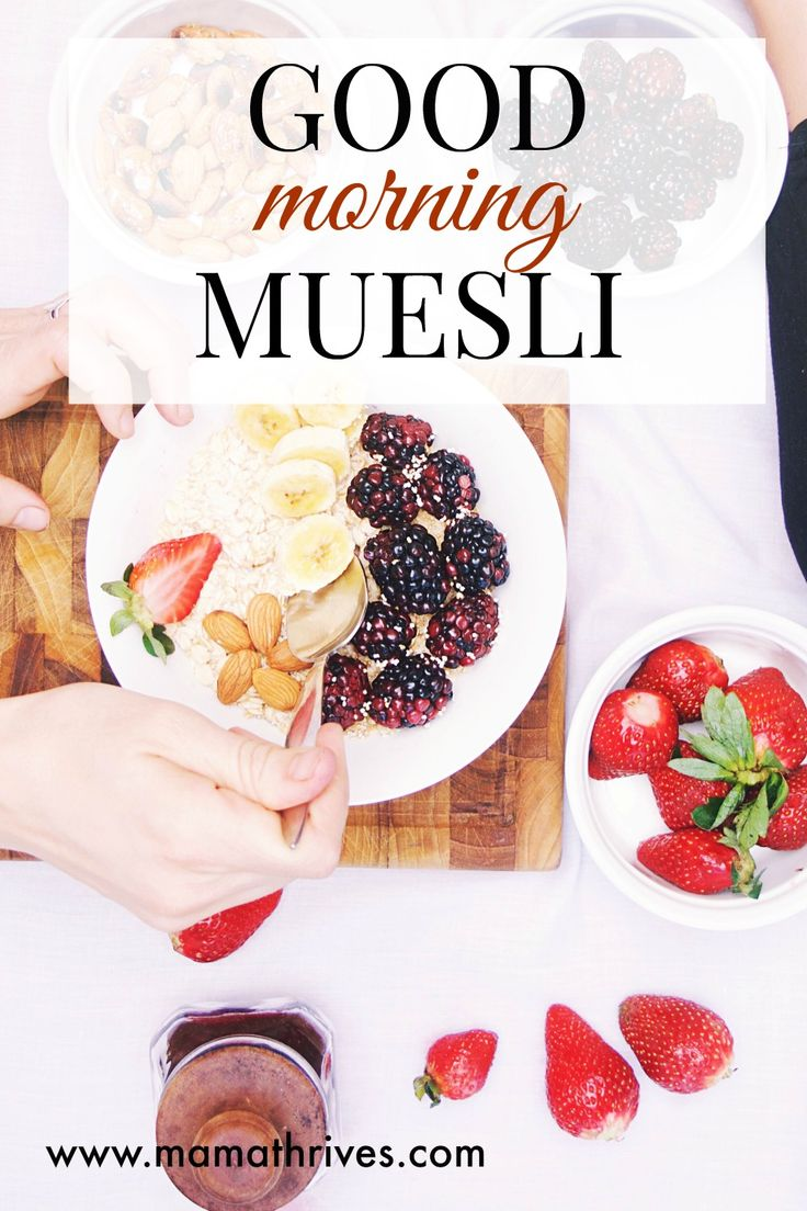 Looking for an easy recipe for overnight oats or muesli? This is it! The best thing about this recipe is that it takes about 5 minutes to prepare. The other best thing is that you can tailor it to your individual preferences. So. Yum.