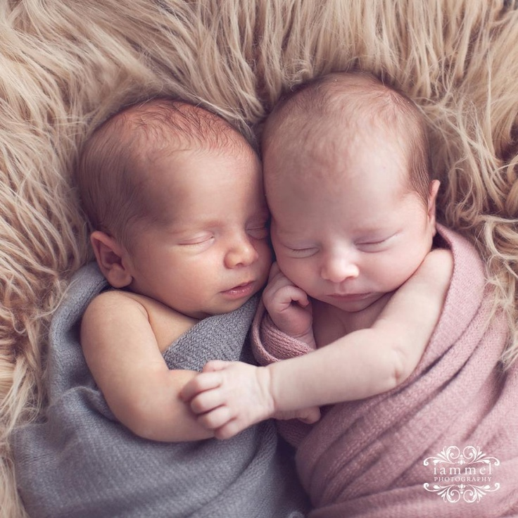 Oh my...Newborn twins!
