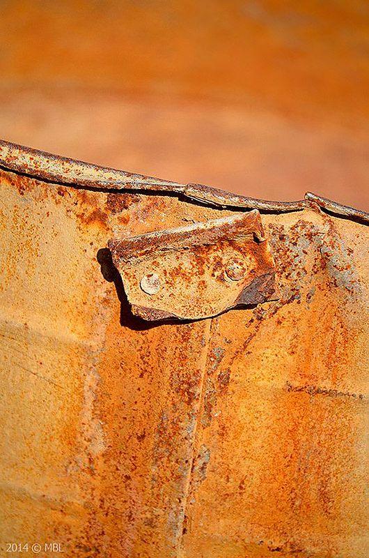 Orange | Arancio | Oranje | オレンジ | Appelsin | оранжевый | Naranja | Colour | Texture | Style | Rust by Rust-Art-Group - Mohammad Bin Lamin