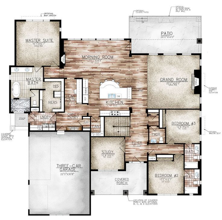 ranch floor plans open concept mankato ii by wardcraft architecture modern architecture in designing an open