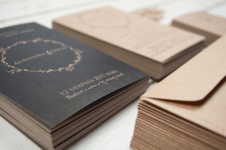 Eko wianek, czyli prosty sposób na piękne zaproszenia – Blog Cartolina